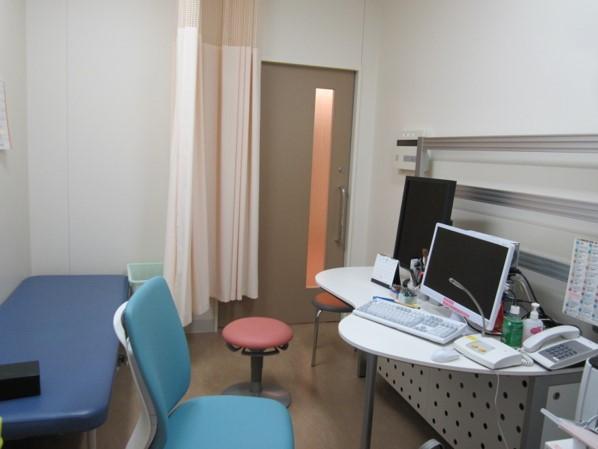 ペインクリニック診察室